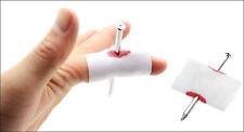 3x Economic  Prank Joke Toy Fake Nail through Finger Trick Halloween Children
