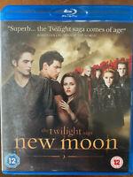 The Twilight Saga Nuovo Luna Blu-Ray 2010 Teen Vampiro Lupo Mannaro Film Horror