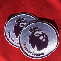 Iron On Patch (English Premier League Badge) Heat Transfer Jersey 2017-2019