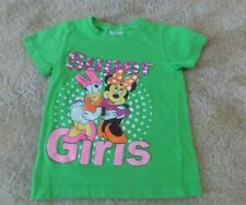 Minnie Mouse and Daisy Duck Toddler Girls' T-Shirt  3T