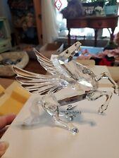 Swarovski Crystal Members Fabulous Creatures Pegasus Retired Figurine