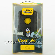 OtterBox Commuter iPhone 5c Only Shockproof Hard Dual-Layer​s Case - Black