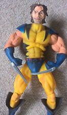 Marvel X MEN Classics Serie Wolverine UNMASKED VARIANTE figura in scala 12 in (ca. 30.48 cm)