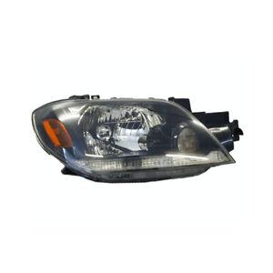 Headlight Right for Mitsubishi Outlander ZE 02/2003-06/2004