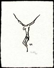 Estampes et gravures du XXe siècle et contemporaines numérotés religion, mythologie