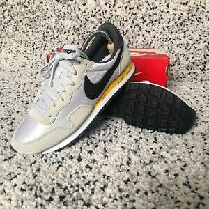 Nike Air Pegasus 83 - White/Black - Medium Ash - Light Ash Grey