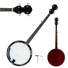 5 String Banjo w/ Closed Back 24 Brackets Head & Maple Neck