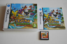 POKEMON RANGER SILLAGES DE LUMIERE pour Nintendo DS