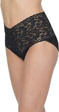 Hanky Panky 186791 Womens Signature Lace French Bikini Panty Black Size Large