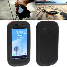 Original LOVE MEI Samsung Galaxy S3 Metallgehäuse Alu Bumper Schutz Outdoor Case