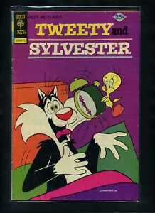 Tweety and Sylvester (V2) #41 G/VG 1974 Gold Key Comic Book