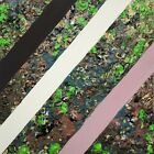 WATERMELON PIZZA Small Abstract Painting Steven Tannenbaum Original Art Tao-E