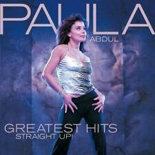 CD Paula Abdul - Greatest Hits: Straight Up   neuf blister!!!!!