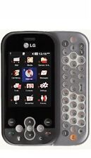 Fido Carrier Lg Neon Te365 Slider Cell Phone Gsm Qwerty Slide Text Keyboard Gt