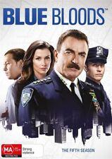 Blue Bloods : Season 5 (DVD, 2016, 6-Disc Set)