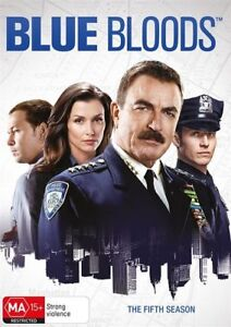 Blue Bloods : Season 5 DVD : NEW
