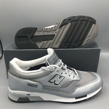 New Balance M1500JBS - Silver - Size 10.5 Men - Brand New Made In ENGLAND