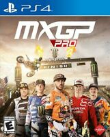 MXGP Pro - PS4 - Brand New | Factory Sealed