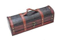 Wooden Storage Wine/Treasure box-Egyptian Pattern--007W01