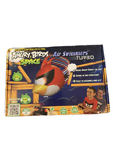 Angry Birds Air Swimmers Turbo Red Flying Remote Control Balloon - FREE SHIP