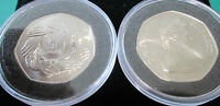 END OF AN ERA Royal Mint 1973 BUnc Coin FIFTY Pence 50p EEC BOX/COA BREXIT