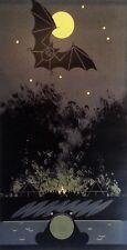 Charley/Charles Harper - BAT, BULLFROG and BONFIRE - COA - Glows In The Dark!
