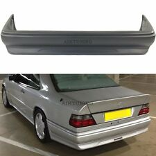 Mercedes Benz W124 AMG 3 Style Full Rear Bumper Spoiler For Coupe Saloon Estate