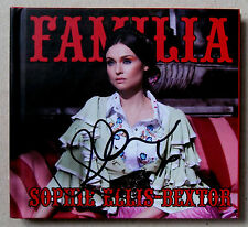 SOPHIE ELLIS-BEXTOR * FAMILIA * UK SIGNED DELUXE 11 TRK CD * BN&M * COME WITH US