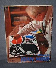 HOMAGE TO JOAN MIRO  by G. di San Lazzaro,1972 Prnt for XX siecle Review, HC/DJ