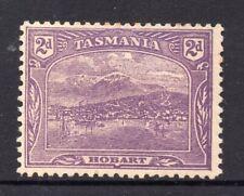 New listing Tasmania: 2d Pictorial Sg 251a? Perf 11 Mh
