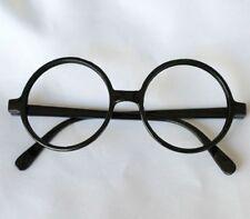 Harry Potter Cosplay  roundness Glasses Fram