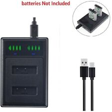 USB NP-BX1 Battery Charger For BC-CSX Sony Cyber-Shot HDR-AS100V AS200V Vlog ZV1
