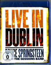 Blu-Ray (NEU!) . BRUCE SPRINGSTEEN Live in Dublin (with Sessions Band 2006 mkmbh