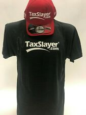 Dale Jr. Autographed TaxSlayer.com T-Shirt & Hat