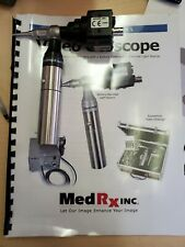 MedRx Video Otoscope Battery Operated