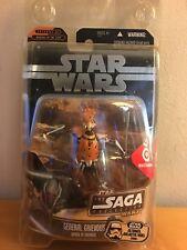Star Wars Saga Collection General Grievous Target Exclusive Episode III 2006