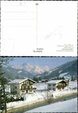 """192976,Appartment u. Pension """"Haus Dachstein"""" b. Eben im Pongau Winterbild"""