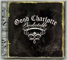 Predictable [Single] by Good Charlotte (CD, Sep-2004, Sony/Epic)