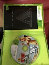 GTA 5 Grand theft auto 5 xbox 360 DISC 1 ONLY (missing disc 2)