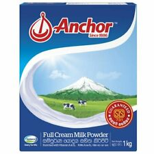Anchor Full Cream Milk Powder Enriched with Vitamin A & D3 400g