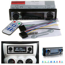 4-Channel Digital Car Auto Bluetooth Audio USB/SD/FM/WMA/MP3/WAV Radio Stereo
