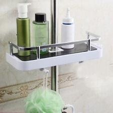 Bathroom Pole Shelf Shower Storage Caddy Rack Organiser Caddy Tray Holder YS