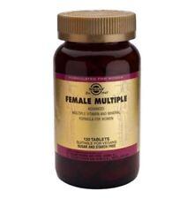 Solgar Female Multiple   Advanced Vitamin & Mineral Formula for Women - 120 Tabs