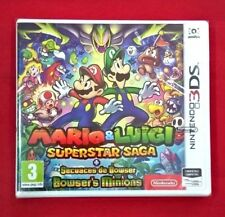 Mario & Luigi - Superstar Saga - secuaces de bowser  - Nintendo 3DS - NUEVO