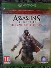 Assassin's Creed The Ezio Collection Xbox One Nuevo 3 aventuras Assassins Creed^