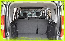 Divisorio Griglia Rete Divisoria per auto FIAT Doblò 2010- trasporto cani e bag