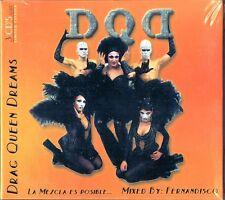 DRAG QUEEN DREAMS - House Dance Hip Hop (2001) 3CD NUOVO SIGILLATO IMPORT