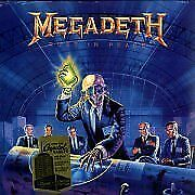Megadeth - Rust In Peace NEW LP