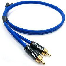 Cinchkabel CM06 75cm Sommer Cable Sinus Control passend zu Phonokabel SS81-0150