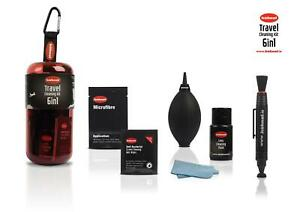 Hähnel 6-in-1 Travel Cleaning Kit